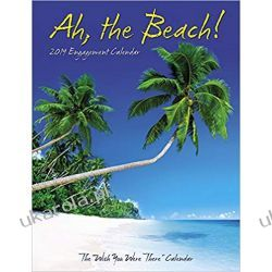 Kalendarz książkowy Ah, the Beach! 2019 Calendar plaże