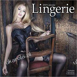 Kalendarz Kobiety w bieliźnie Lingerie Calendar 2019