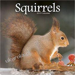 Kalendarz Wiewiórki Squirrels Calendar 2019