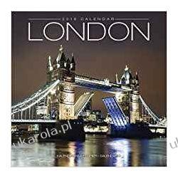 Kalendarz Londyn London Calendar 2019