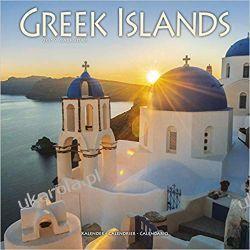 Kalendarz Greckie Wyspy Greek Islands Calendar 2019 Sztuka, malarstwo i rzeźba