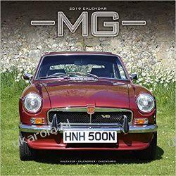 Kalendarz Samochody MG Cars 2019 Calendar