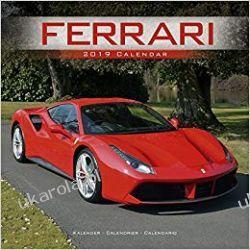 Kalendarz Ferrari Calendar 2019 Kalendarze książkowe