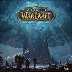 Kalendarz World of Warcraft 2019 Square Wall Calendar
