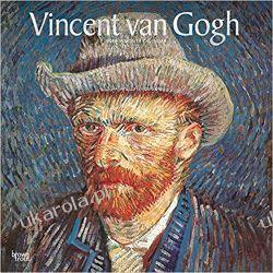 Kalendarz Vincent van Gogh 2019 Art Wall Calendar