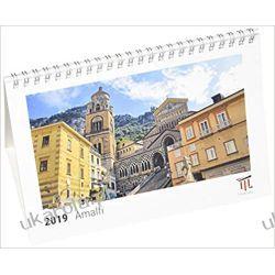 Kalendarz biurkowy Amalfi 2019 Calendar