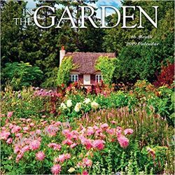 Kalendarz Ogrody In the Garden 2019 Calendar