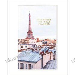 Kalendarz książkowy Paryż A Parisian Life 2019 Pocket Planner Pozostałe