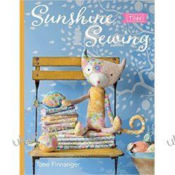 Tilda Sunshine Sewing Tone Finnanger Rękodzieło, biżuteria, szycie