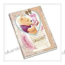 Kalendarz Książkowy Kubuś Puchatek Winnie The Pooh A5 Official 2019 Diary