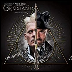 Fantastic Beasts The Crimes of Grindelwald 2019 Calendar