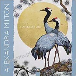 Kalendarz Alexandra Milton Wall Calendar 2019 Kalendarze książkowe