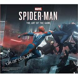 Marvel's Spider-Man: The Art of the Game Zdrowie - opracowania ogólne