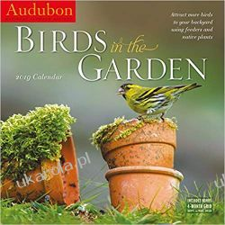 Kalendarz 2019 Audubon Birds in the Garden National Audubon Society