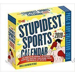 Kalendarz Biurkowy The Stupidest Sports Page-A-Day Calendar 2019