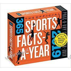 Kalendarz The Official 365 Sports Facts a Year Page-A-Day Calendar 2019