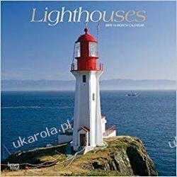 Kalendarz Lighthouses 2019 Calendar latarnie morskie