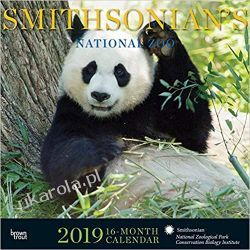 Kalendarz Smithsonian National Zoo 2019 Calendar