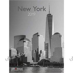 Kalendarz 2019 New York Poster Calendar - 48 x 64 cm