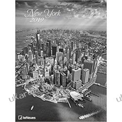 Kalendarz 2019 New York Poster Calendar Christian Popkes