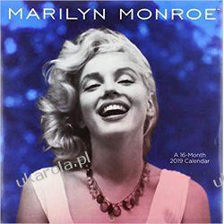 Kalendarz Marilyn Monroe 2019 Calendar