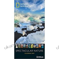 Kalendarz National Geographic Spectacular Nature 2019 Calendar Natura