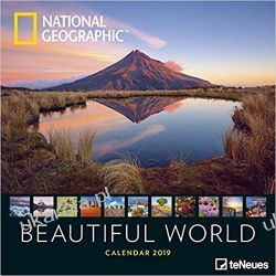 Kalendarz National Geographic Beautiful World 2019 Calendar