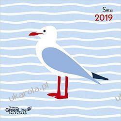 Kalendarz 2019 Sea GreenLine Calendar