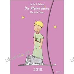 Kalendarz książkowy 2019 The Little Prince Diary Large Magneto Diary Calendar 16 x 22 cm