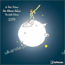 Kalendarz The Little Prince 2019 Calendar