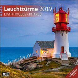 Kalendarz Leuchttürme 2019 Lighthouses Calendar latarnie morskie
