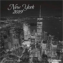 Kalendarz 2019 New York Calendar Photography Calendar 30 x 30 cm