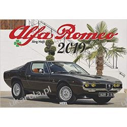 Kalendarz Alfa Romeo 2019 Calendar Książki i Komiksy