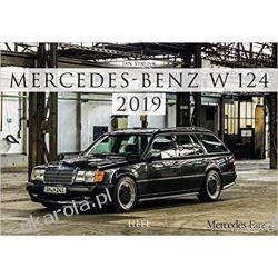 Kalendarz Mercedes-Benz W 124 2019 Calendar Książki i Komiksy