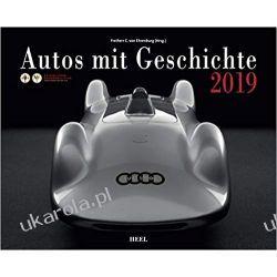 Kalendarz Samochody z historią Cars 2019 Calendar Książki i Komiksy