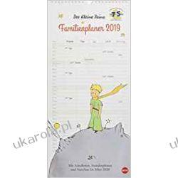 Kalendarz Familijny Mały Książę The Little Prince 2019 Calendar