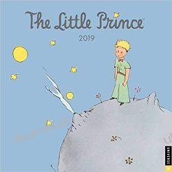 Kalendarz The Little Prince 2019 Wall Calendar Mały Książę