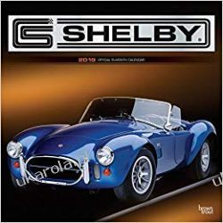 Kalendarz samochody Shelby 2019 Calendar
