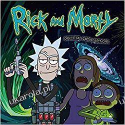 Kalendarz Rick and Morty Official 2019 Calendar Pozostałe
