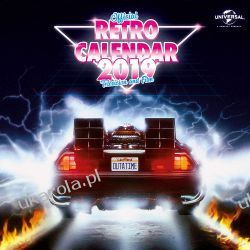 Kalendarz Universal Classic Movie Posters Official 2019 Calendar Kalendarze ścienne