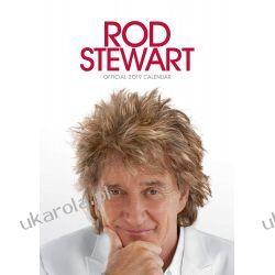 Kalendarz Rod Stewart Official 2019 Calendar Pozostałe
