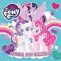 Kalendarz My Little Pony Official 2019 Calendar Politycy