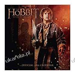 Kalendarz The Hobbit Official 2019 Calendar