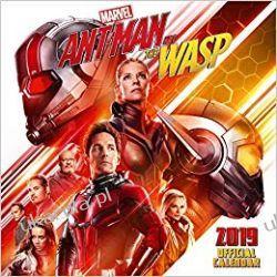 Kalendarz Ant-Man i Osa Antman and The Wasp Official 2019 Calendar