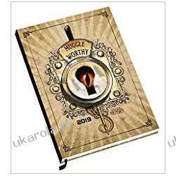 Kalendarz książkowy Fantastic Beasts A5 Official 2019 Diary