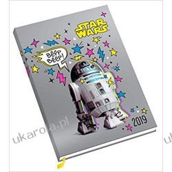 Kalendarz książkowy Star Wars Fashion A5 Official 2019 Diary