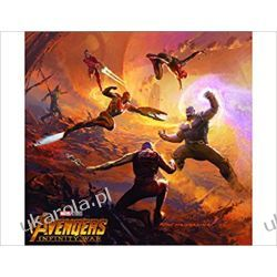 Marvel's Avengers Infinity War - The Art of the Movie Książki i Komiksy