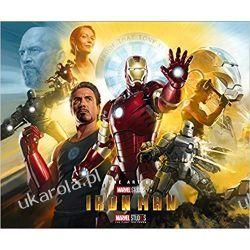 The Art of Iron Man (10th Anniversary Edition)  Poradniki i albumy