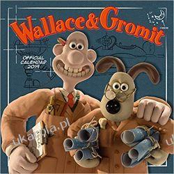 Kalendarz Wallace & Gromit Official 2019 Calendar Książki i Komiksy