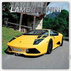 Kalendarz Samochody Lamborghini 2019 Calendar Książki i Komiksy